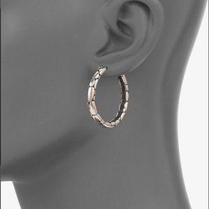 John Hardy Kali Medium Hoop Earrings